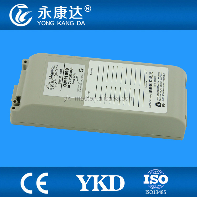 Zoll battery compatible for PD4410, M series, PD1400, 1600, 2000