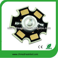 Epileds chip 1W 3W High Power LED 440nm 450nm 460nm 470nm blue led for underwater Light Emitting Diode