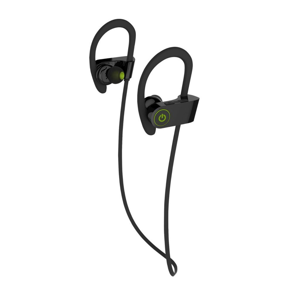 Bluetooth Earbuds, By Zivigo Wireless Headphones with Noise Cancellation, ipx4 Sweat Proof, Up To 7 Hr Talk Time, Compatible With All Bluetooth Devices (Black)