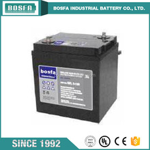 6v 100AH GEL6-100 Deep Cycle Lead Acid Gel Battery For Solar System