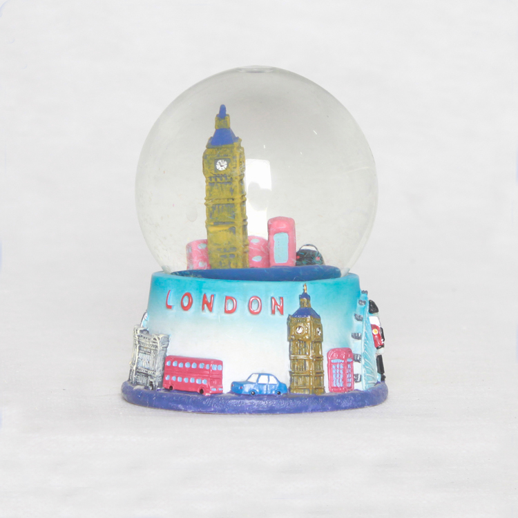 Harga Murah Glass Snow Globes London