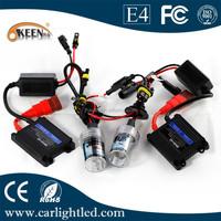 Manufacturer Auto LED Headlight Bulbs 12V 35W Xenon HID Conversion Kits Headlights Ballast Car Light