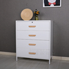 Bedroom use clothes storage cabinet drawer clothing cabinet design with price