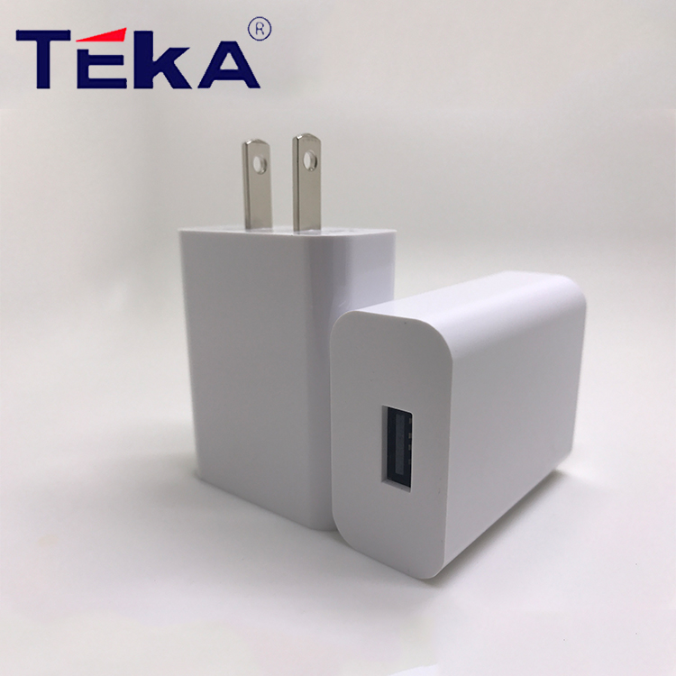 Super fast charge US Plug 5V 0.5A portable USB Super Charger