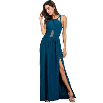2c6e4ad88b4 Оптовая продажа Объемный дизайн красивые S-5XL Плюс Размер Макси женские  платья лето 2018