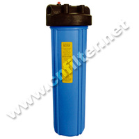 Big blue water filter housing for industrial