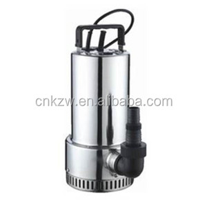 electric submersible pump clean water pump with stainless shell 600W 1000W