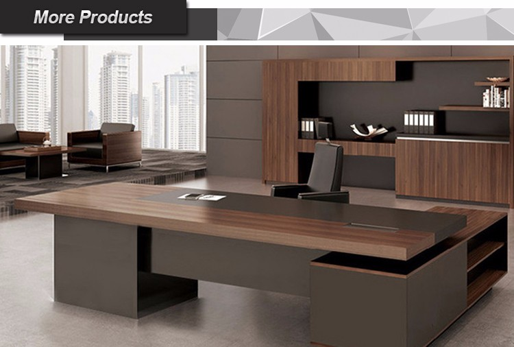 Amazing Modern Executive Table Design Office L Shape Table Office Wooden Table