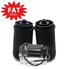 Air ride suspension spring air compressor สำหรับ BMW X5 E53 อะไหล่ 7L8616006 7L0698853