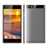 5.5 Inch IPS Big Screen Ultra Slim Metal Body no brand android phones
