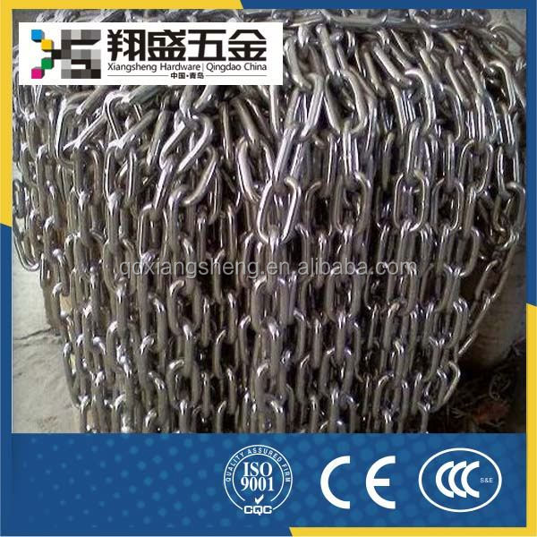 5/16' Nacm90 Stainless Steel Link Chain