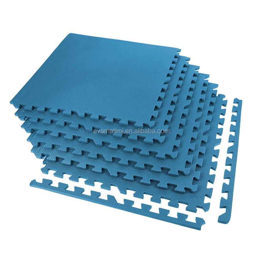 12pc Eva Soft Foam Pad Interlocking