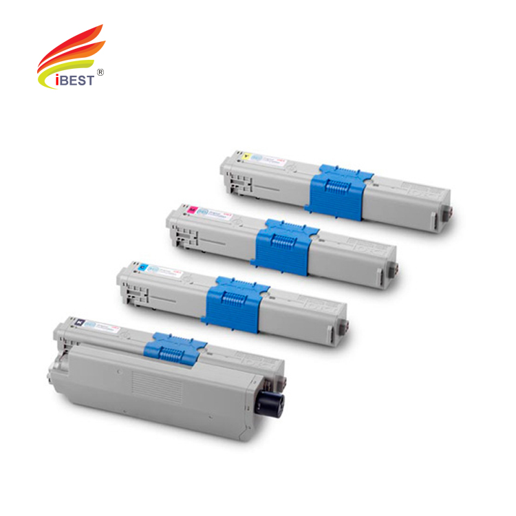 IBEST MC632 Warna Printer Toner Cartridge Kompatibel OKI C332