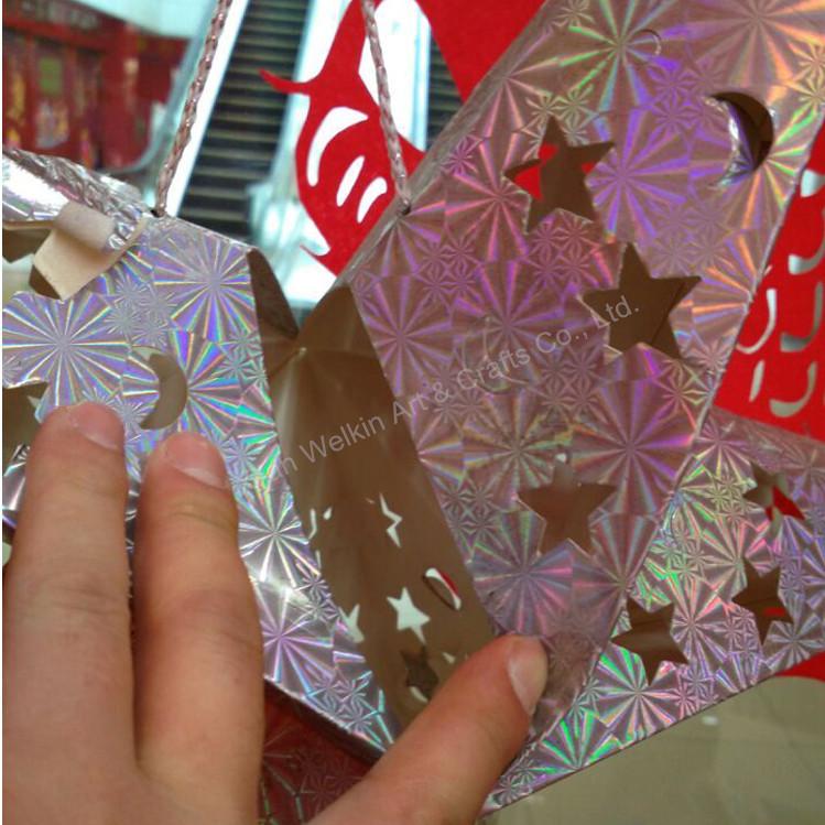 Handmade folding decorations paper star lamp shade buy folding handmade folding decorations paper star lamp shade aloadofball Images