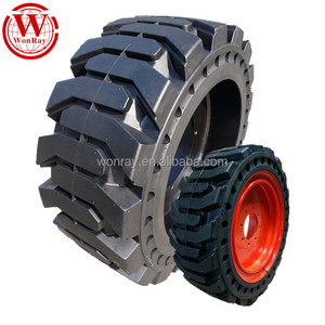 high quality 10x16.5 12x16.5 bobcat s180 773 443 450 750 skid steer loader tyres with wheels