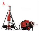 KQY90 Down The Hole Electric Drill Rig / Small Water Well Drilling Machine Sold to India