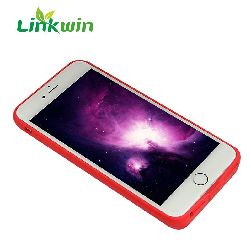 Custom Design for iPhone 6/6S/7/8 wireless charging universal battery case custom battery case
