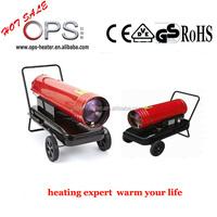 20-50KW poultry chicken farm kerosene diesel heater