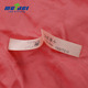 Customized Logo Cotton Screen Printed Fabric Labels For Clothing