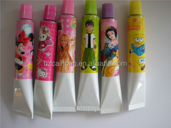 tooth paste and tube shaped ball pen tooth paste ball point pen CH-6523