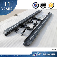 Aluminum Alloy OE Style Side Step For Ford Explorer 2016 2017 running board Footrest step Bar Auto accessories