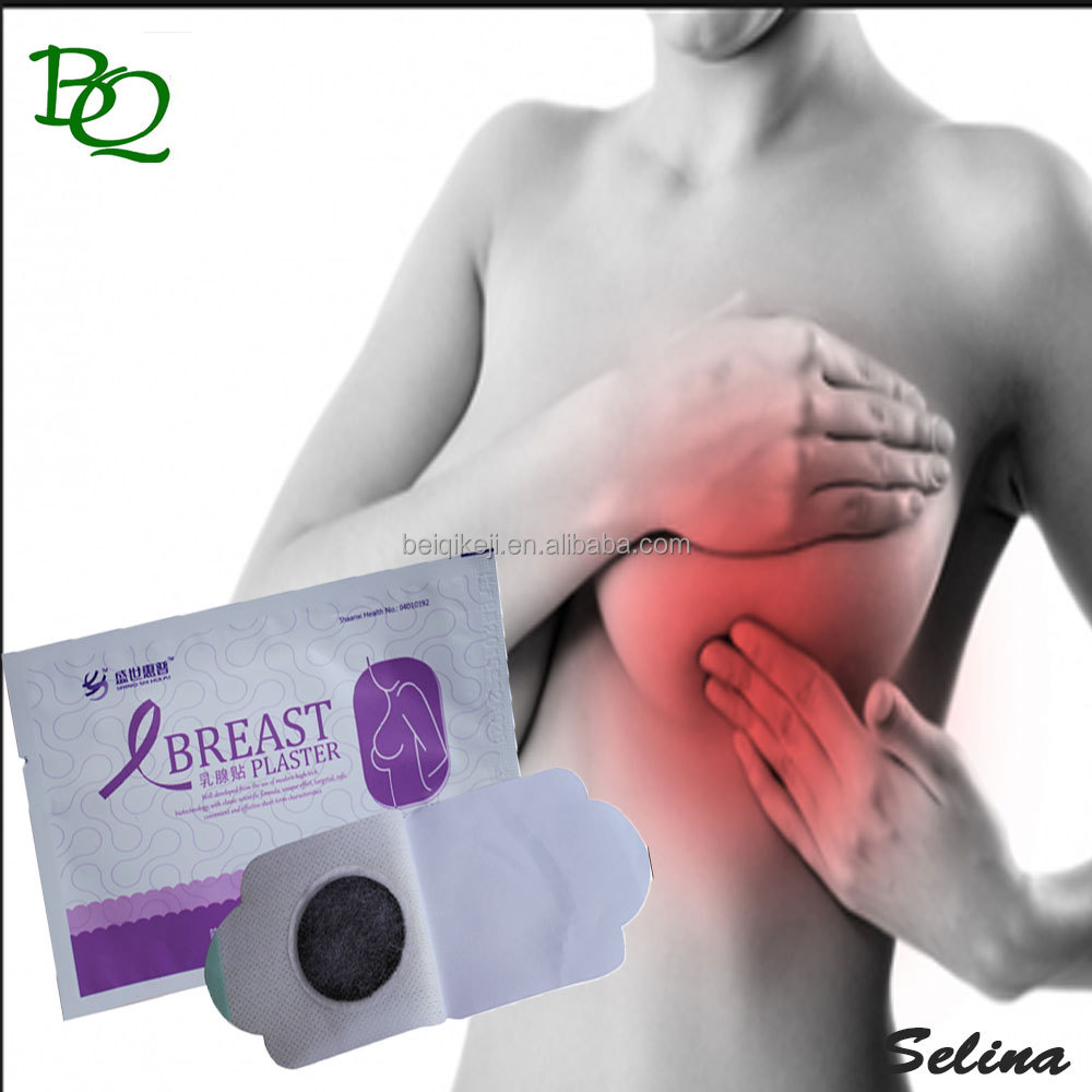 Breast Care Herbal Breast plaster Patches adhesive tape