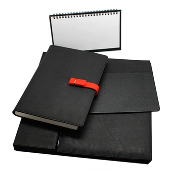 215169ddd809 new year desk corporate gifts 2017 for business with usb diary and calendar