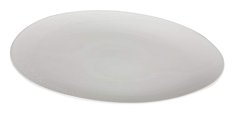 Jakarta Plate by IMPULSE! (7594-1)-Dual purpose decorative piece, serving dish, platter, dinnerplate