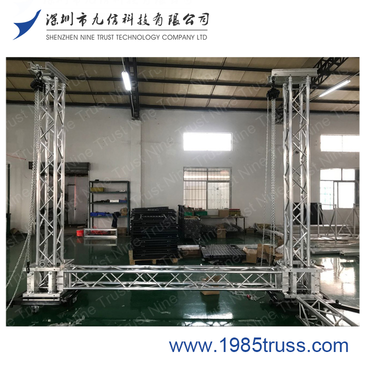 Small Stage Lighting Truss For Hanging Speakers Product On Alibaba