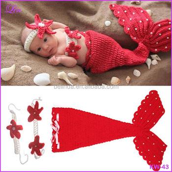 Gratis Verzending Door Dhlfedexsf Baby Gebreide Haak Outfits Baby
