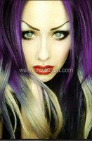 Hair Color Violet Semi-permanent Hair Dye - Buy Crazy Color,Semi ...