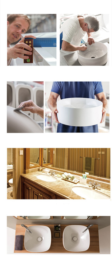 2019 New Arrival Golden Supplier Coming Wall Hung Basin