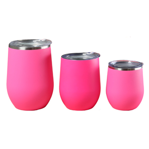 12oz Insulated Stemless Wine Tumbler Wholesale