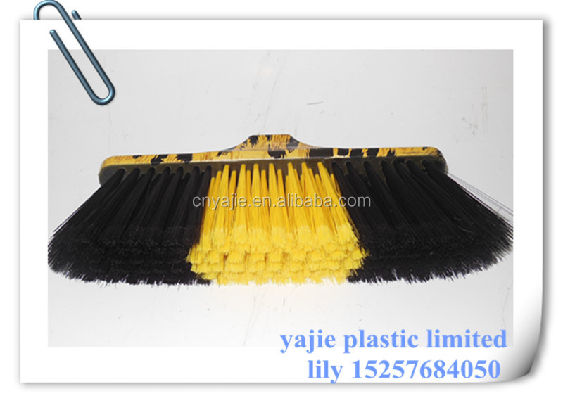 indoor plastic brooms , durable cleaning broom , sweeping ourdoor broom,