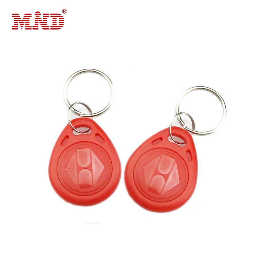 MDK48 125kHz EM4200 RFID Proximity ID Entry door Access Key Fob for Access Control System