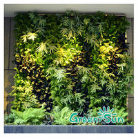 Self watering hydroponic grow systems vertical Green Wall Gardening pots