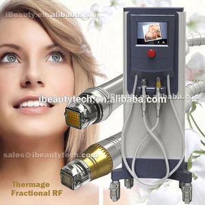 2017New product Professional facial lifting beauty equipment/rf skin tightening system/ fractional rf beauty