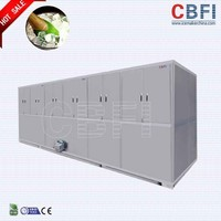CBFI stainless steel cube ice maker price