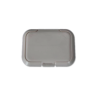Oem Biggest Sizes Plastic Lids For Wet Wipes With Printing Logo