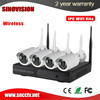 Wireless ipc camera outdoor use wifi nvr kit