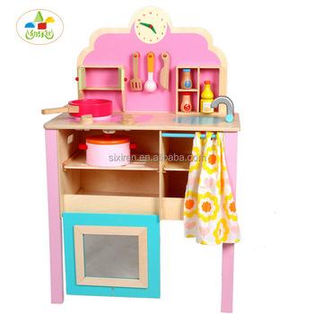 toy retro kids buy pretend wooden kitchens kitchen