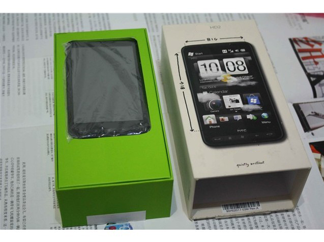 Original cell phone cherry mobile phone fashionable t8585 brand new mobilephone 3g gsm gps hd2 (t8585) phone in stock