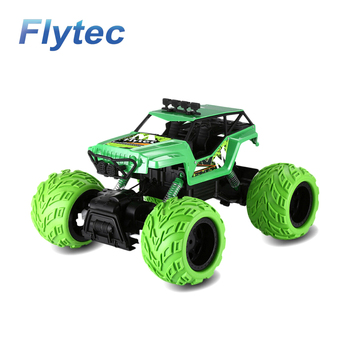 Flytec 005 1/12 2.4G Off- Road RC Remote Control Car With 45 Degree Climbing Angle