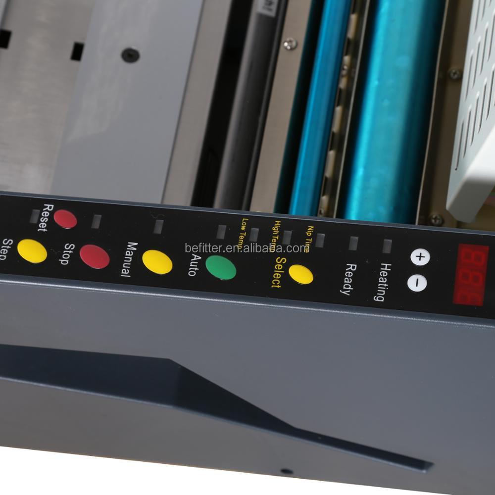 Pb2000 China Cheap Price Desktop Book Glue Binding Machine
