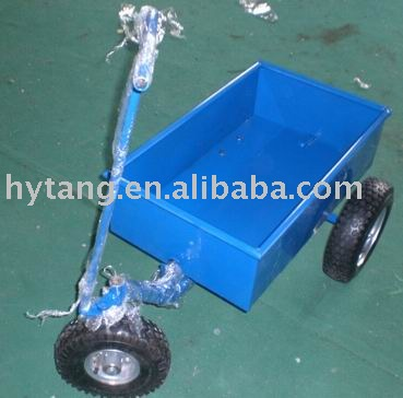 steel trailer for sandbeach cart