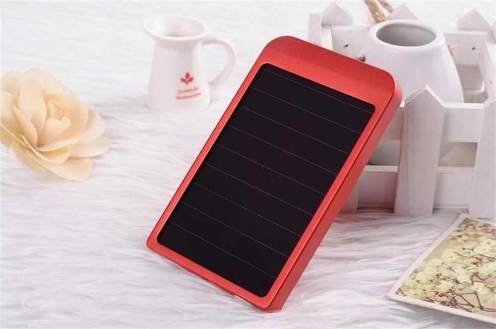 JJF Bird TM Borch Solar Panel Charger Cell Phone Portable Charger 2600mah Power Bank and Travel Charger. Utilizing Both Solar And/or Electrical Energy to Fully Charge Wireless Devices on the Go. Freedom to Travel Anywhere with the Borch Solar Power Charger. External Battery Pack Compatible with