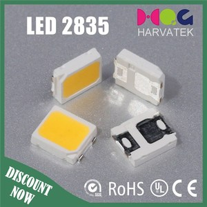 Free samples natural white 2835 6000k led for panel light