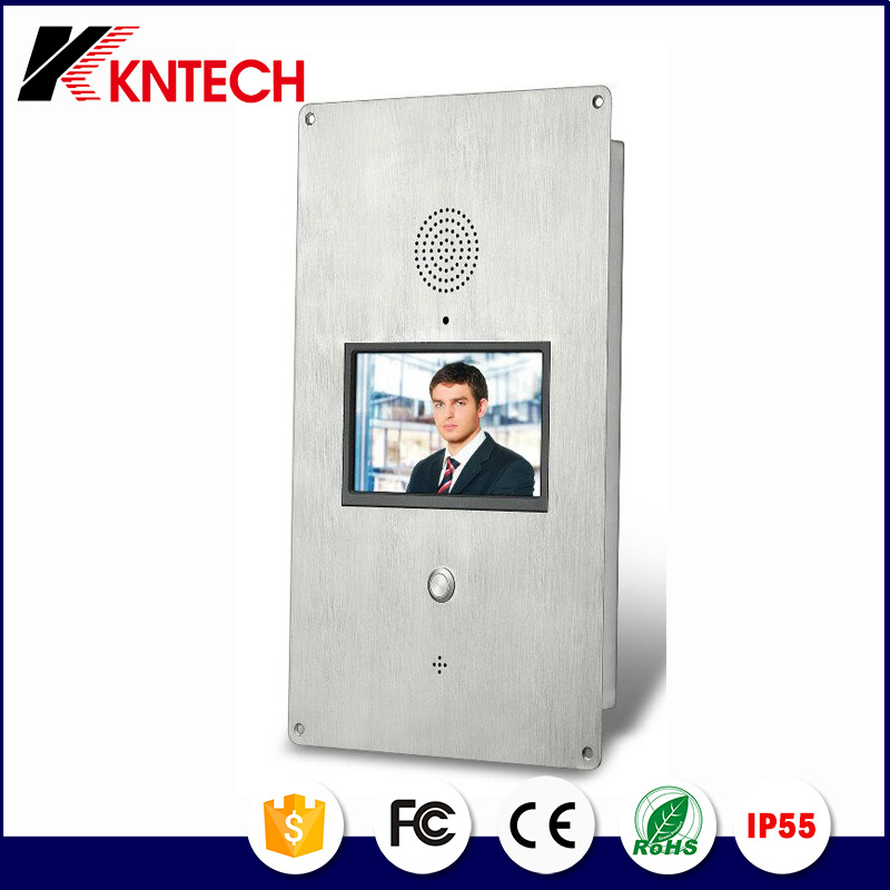SIP video intercom two way intercom IP help station