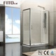 FITO Wholesale Price Tempered Glass Acrylic Aluminium Alloy Shower Room