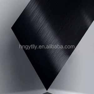 Gold anodize aluminum sheet and Black anodized aluminum sheet